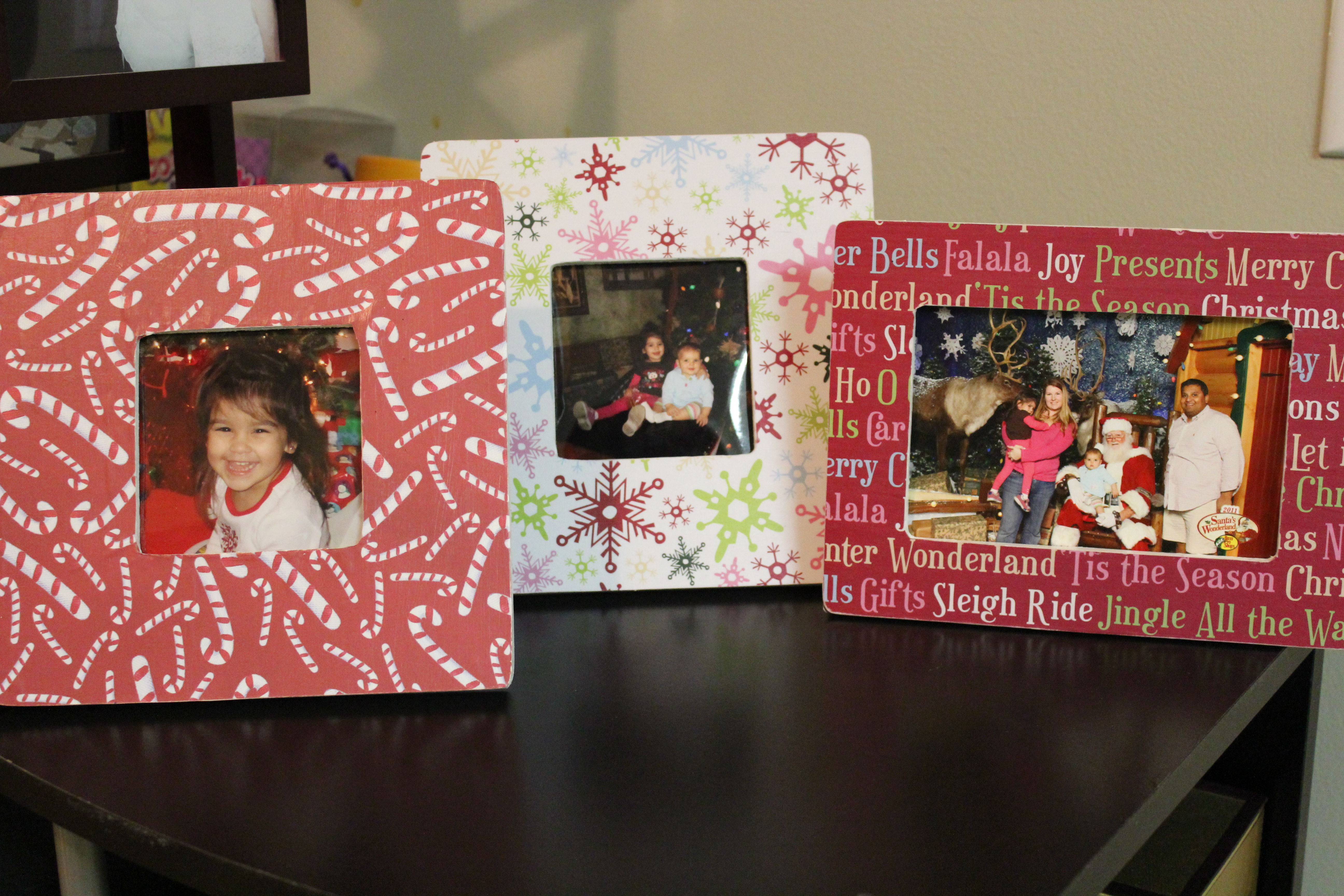 Crafty Diy Picture Frames Diary Of A Working Mom